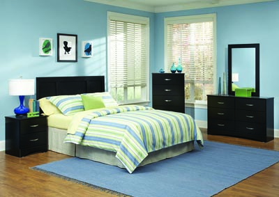 Image for Jacob Twin Panel Headboard