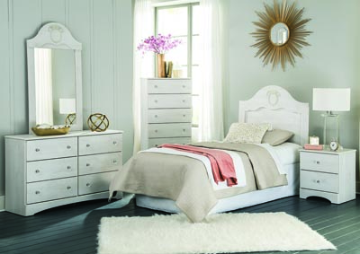 Image for Sophia Twin Panel Headboard