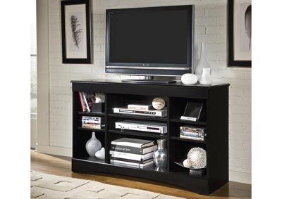 "Image for 48"" Black Entertainment Console"