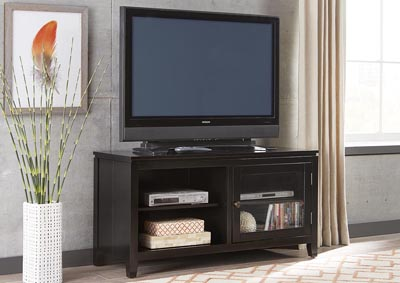 "Image for 48"" Black Folding TV Console"