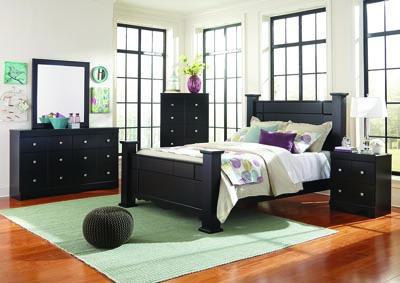 Image for Karson King Poster Bed