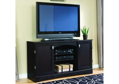 "Image for 54"" Mahogany Entertainment Console"