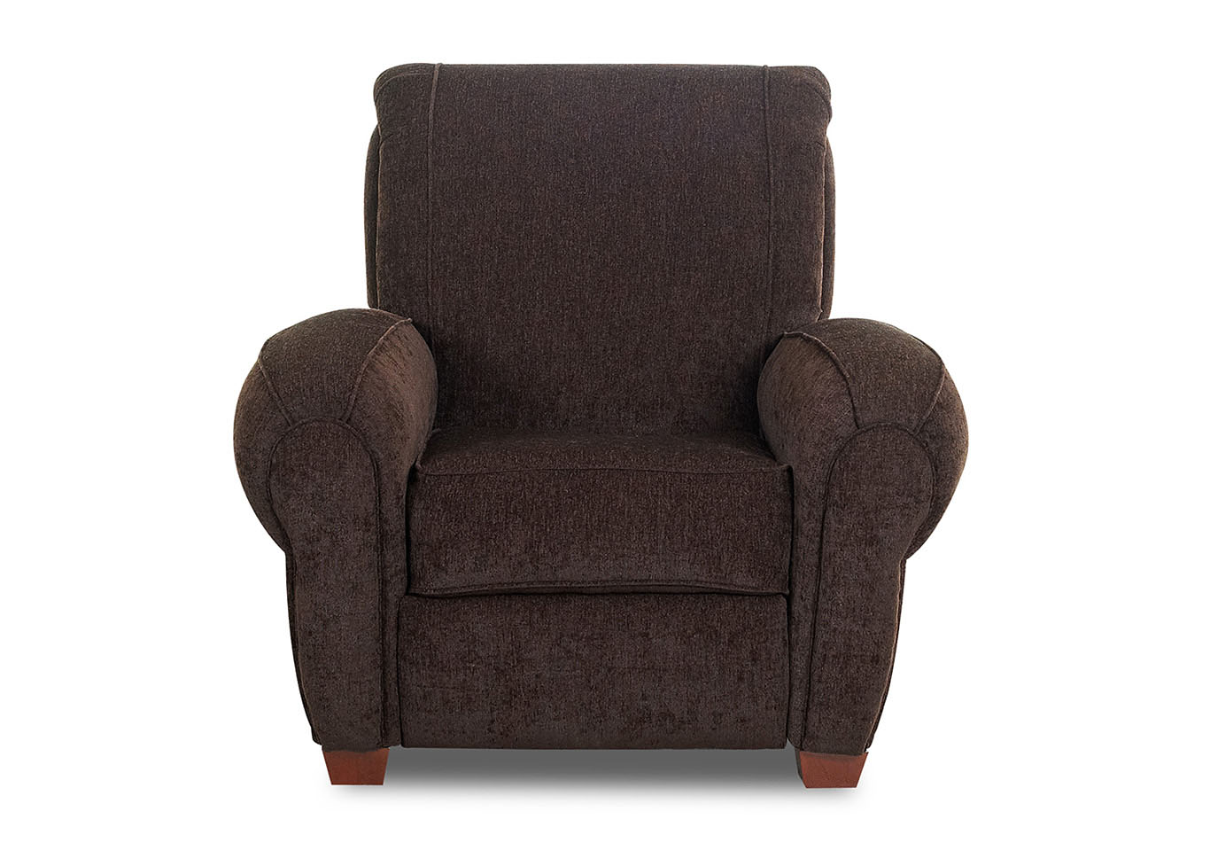 Cigar Reclining Fabric Chair,Klaussner Home Furnishings