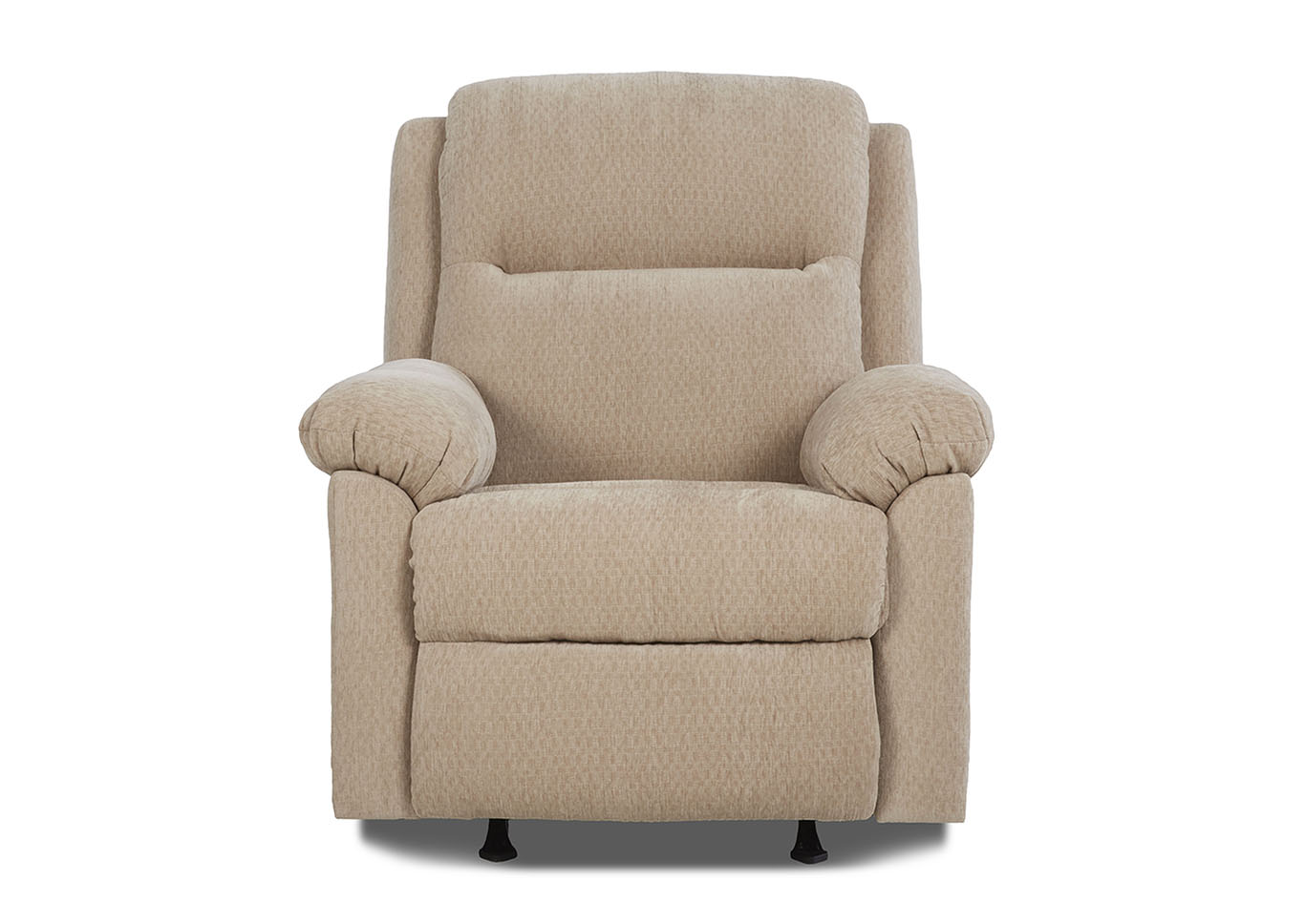 Amari Reclining Fabric Chair,Klaussner Home Furnishings
