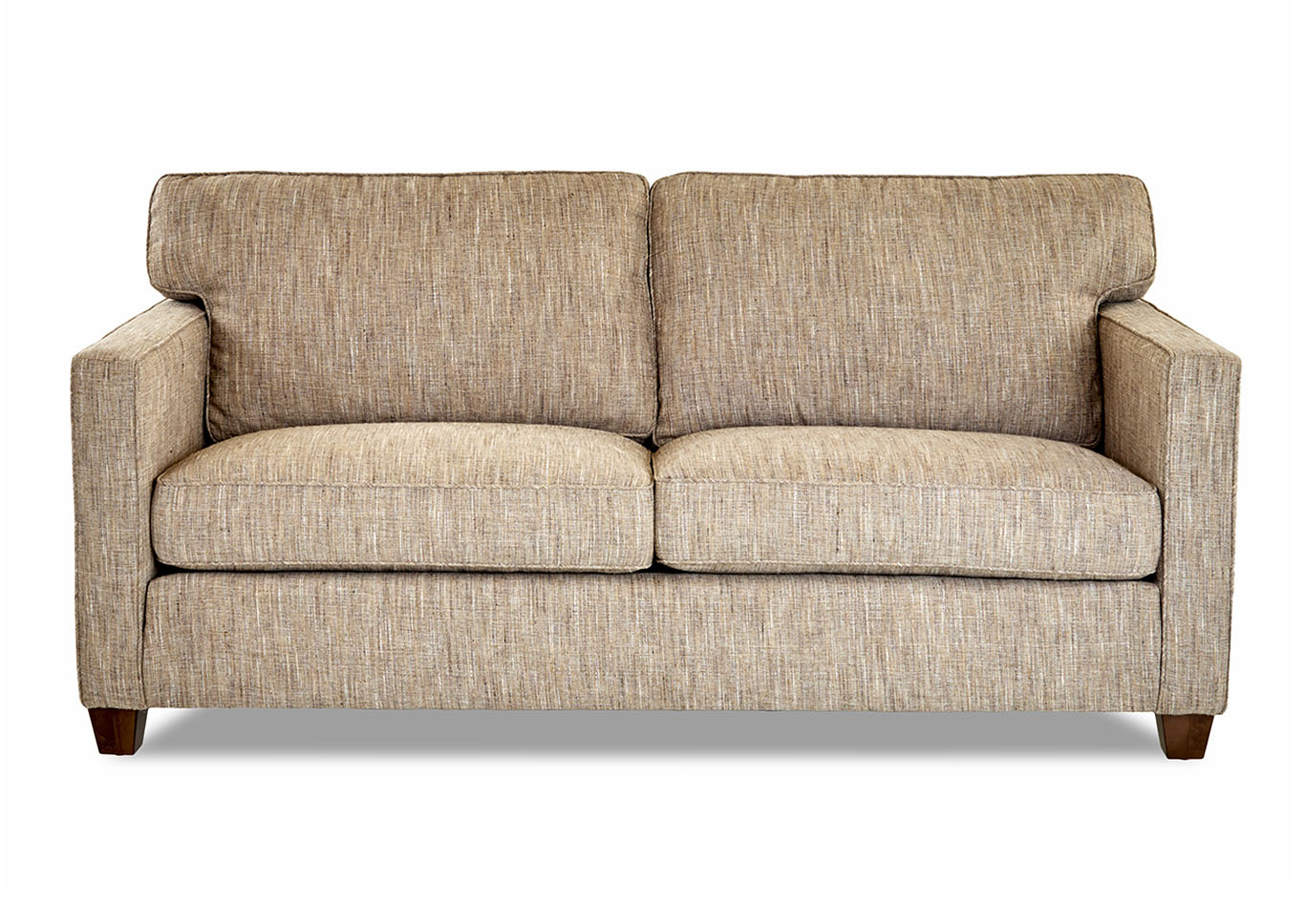 Write A Review - Jeffrey Sybil Doe Stationary Fabric Sofa - Best Buy Furniture And Mattress