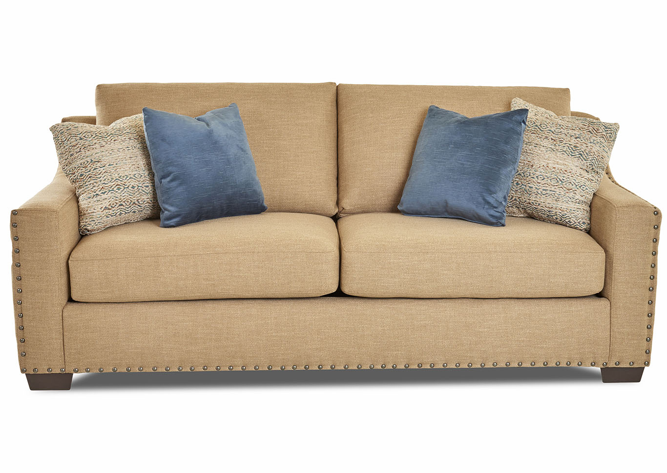 Argos Fabric Sleeper Sofa,Klaussner Home Furnishings