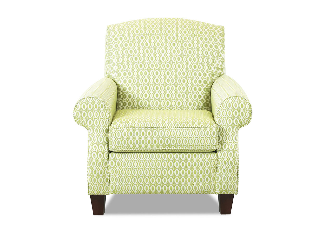 Marie Stationary Fabric Chair,Klaussner Home Furnishings