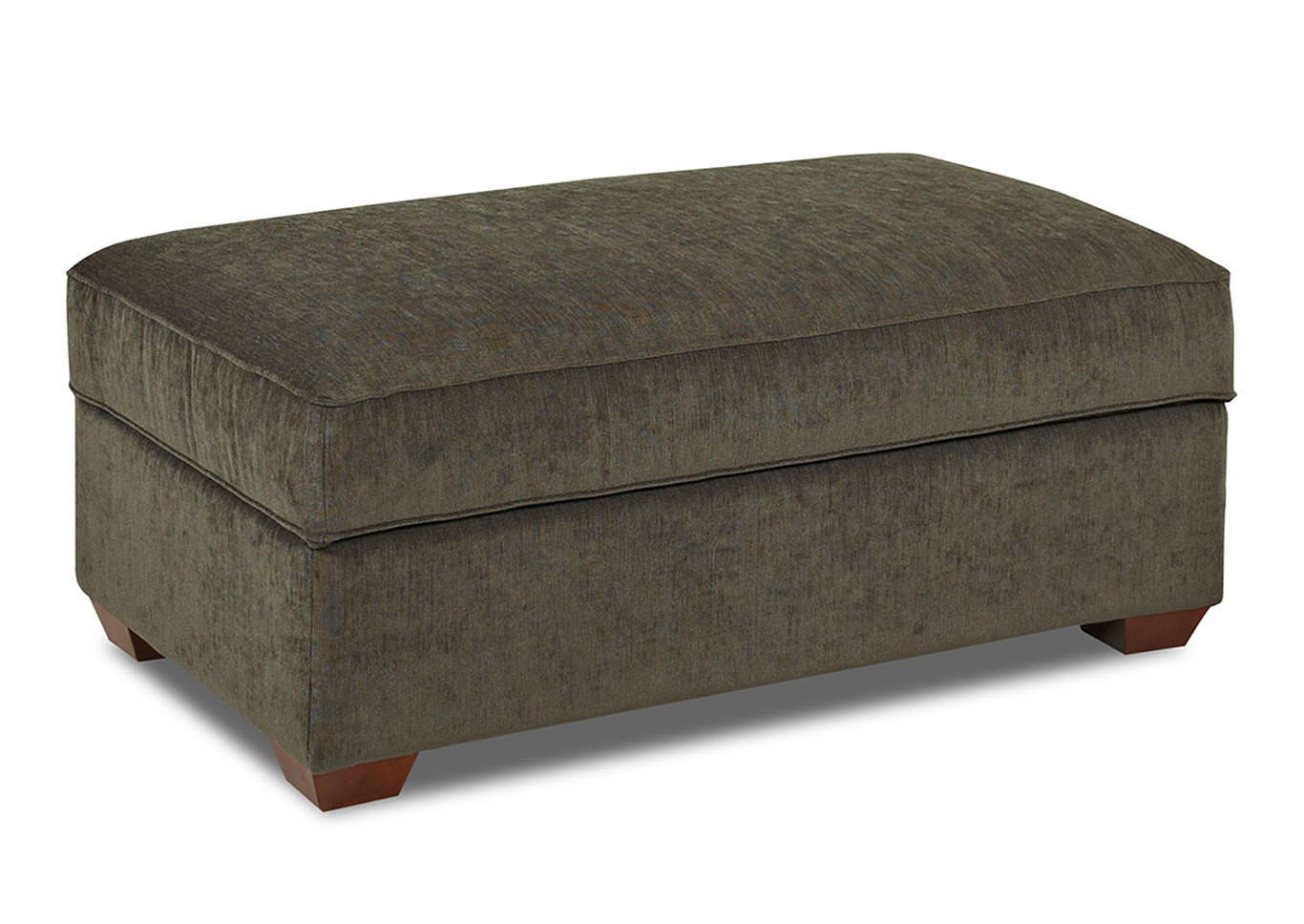 Pantego Stationary Fabric Ottoman,Klaussner Home Furnishings