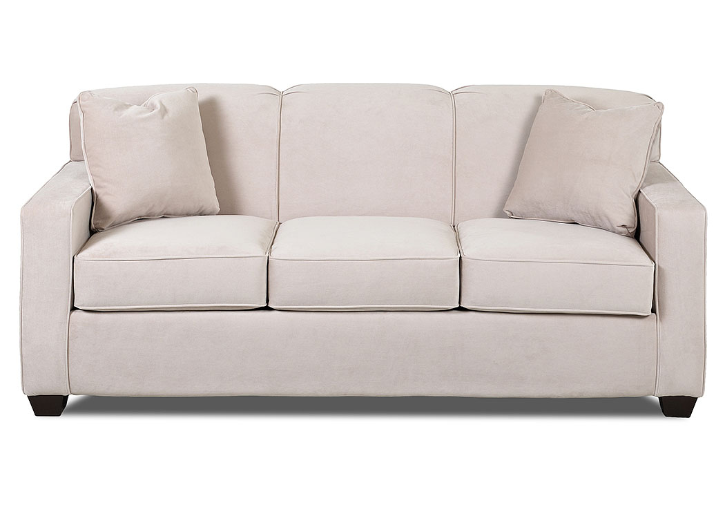 Gillis Beige Fabric Sleeper Sofa,Klaussner Home Furnishings