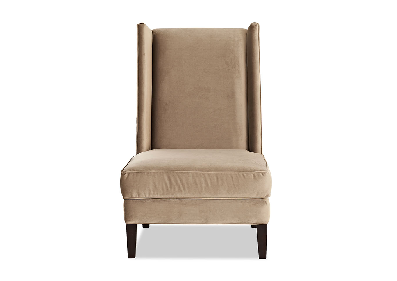 Asher Stationary Fabric Chair,Klaussner Home Furnishings