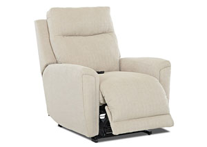 Image for Priest Hiloflax Fabric Reclining Chair