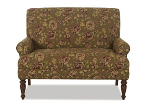 Image for Teasdale Blanton Cafe Stationary Fabric Loveseat
