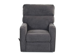 Image for Axis Takeoff Sterling Reclining Rocking Fabric Chair