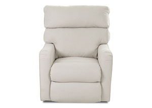 Axis Lily Sand Reclining Fabric Chair