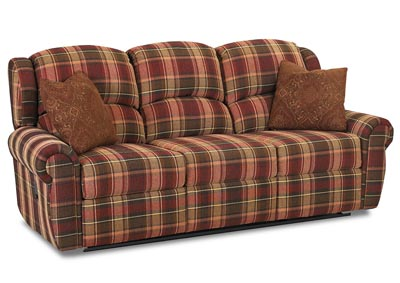 Mcalister Reclining Fabric Sofa