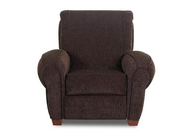 Cigar Reclining Fabric Chair