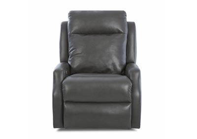 Mirra Reclining Swivel Fabric Chair