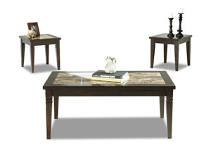 Image for Allendale 3 Pack Occasional Table Set