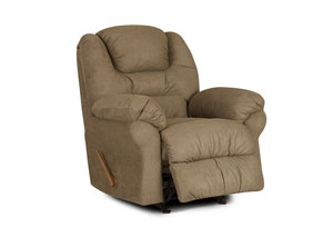 Image for Contempo Brown Power Reclining Chair