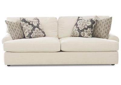 Adelyn Baldwin Lace Stationary Fabric Sofa