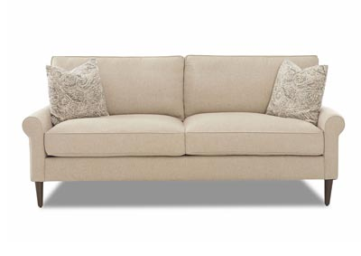 Chelsea Studio Natural Stationary Fabric Loveseat