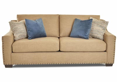 Argos Fabric Sleeper Sofa