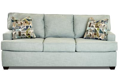 Cruze Conversation-Capri Stationary Fabric Sofa