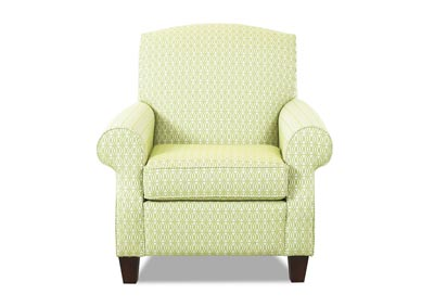 Marie Stationary Fabric Chair