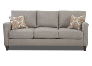 Colleen Gray Stationary Fabric Sofa