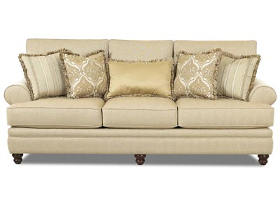 Image for Darcy Milan-Straw Stationary Fabric Sofa
