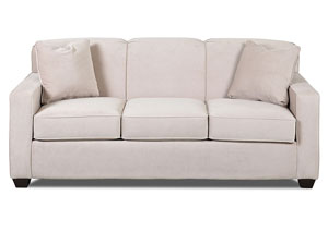 Gillis Beige Fabric Sleeper Sofa