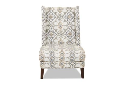 Asher Stationary Fabric Chair
