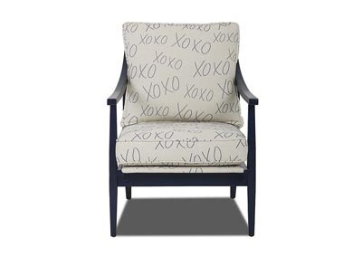 Lynn Stationary Fabric Chair