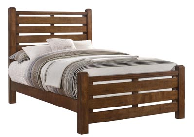 Image for 1022 Logan Full Bed with Dresser & Mirror
