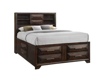 Image for 1035 Anthem Queen Power Storage Bed