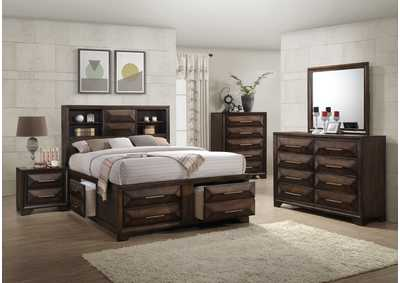Image for 1035 Anthem King Storage Bed