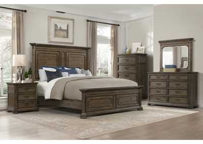 Image for 1050 Casa Grande King Mansion Bed