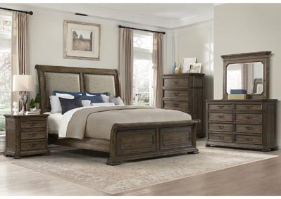 Image for 1050 Casa Grande King Sleigh Bed