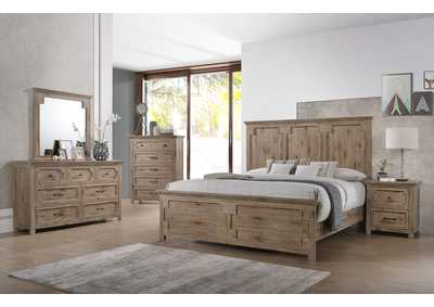 Image for 1055 Santa Fe King Bed