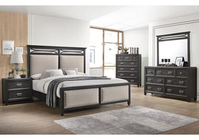 Image for 1056 Ashton King Upholstered Bed