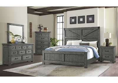 Image for 1062 Old Forge King Bed