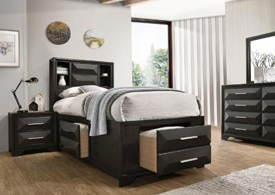 Image for 1063 Aria Twin Storage Bed