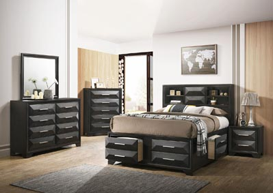 Image for 1063 Aria Full Storage Bed
