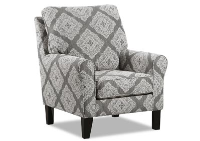 Image for 8019 Baylor Accent Chair - Nicole Stone