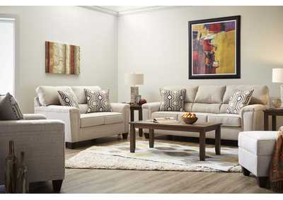 Image for 2015 Madelyn Two Piece Sectional with LAF Sofa - Dante Almond