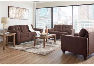 Image for 2086 Farrar Sofa - Kendall Chocolate