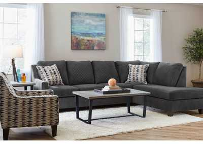Image for 2096 Bianco Two Piece Sectional with LAF Sofa - Pacific Navy