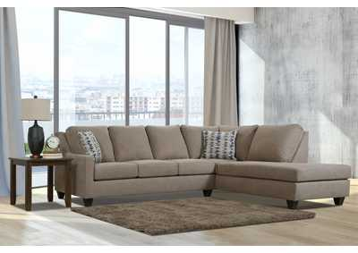 Image for 2096 Bianco Two Piece Sectional with LAF Sofa - Pacific Tan