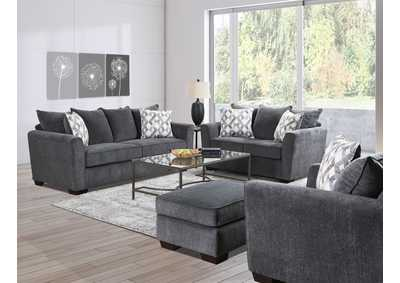 Image for 2099 Coleman Sofa - Surge Anchor / Astrid Ash