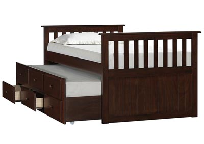 Image for 3000 Twin / Full Bunk Bed